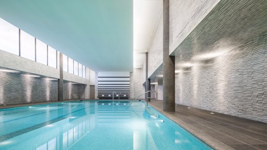 The Watergate Hotel Georgetown: Indoor Pool