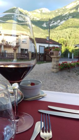 Axat, France: Super hyggeligt
