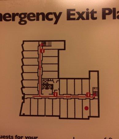 Hilton Garden Inn Washington DC / Georgetown Area: Room 431