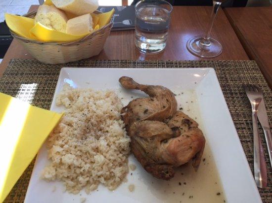 Ibis Valencia Bonaire: Cena-menú