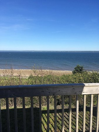 Digby, Canada: At our arrival