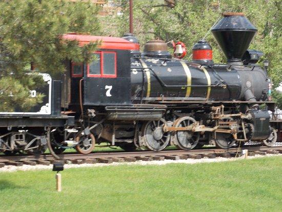 Hill City, Dakota del Sur: The Train