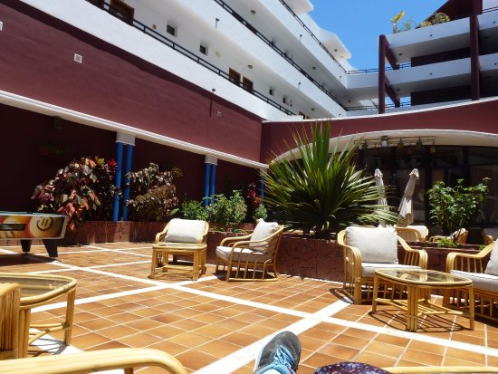 Udalla Park Hotel Tenerife Reviews