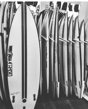 Kina Surf Shop : We are the ONLY official dealer of JS Surfboards in town
