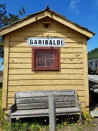 Little depot in Garibaldi