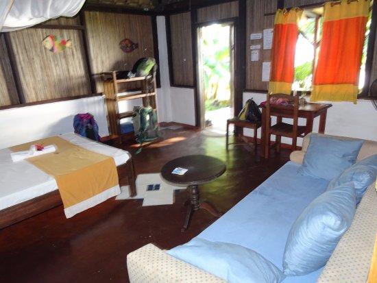 Hotel Libertalia: notre bungalow