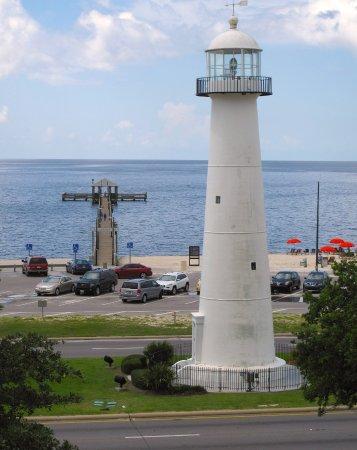 Biloxi Lighthouse照片