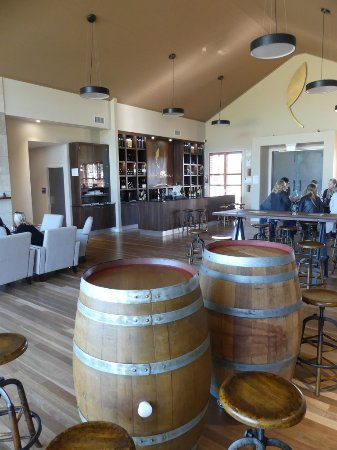 Rothbury, Australia: Hunter's Dream tasting room
