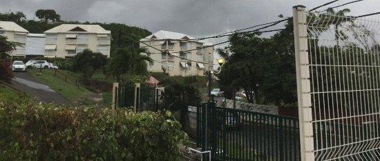 Le Moule, Guadeloupe: Entrée de la residence