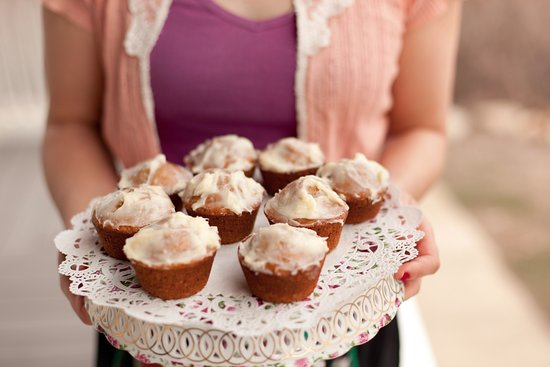 Avonlea, Jewel of the Sea: Freshly baked treats during breakfast and afternoon wine hour