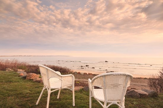 Avonlea, Jewel of the Sea: The amazing view from the backyard at Avonlea. Take a sit for awhile.