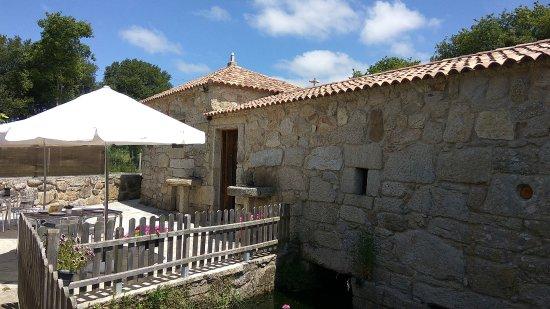 Meano, Hiszpania: Fachada molino