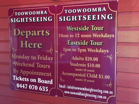 Toowoomba Sightseeing