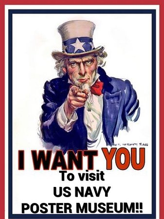 Point Pleasant, Virginia Barat: You have to listen to your Uncle Sam!!