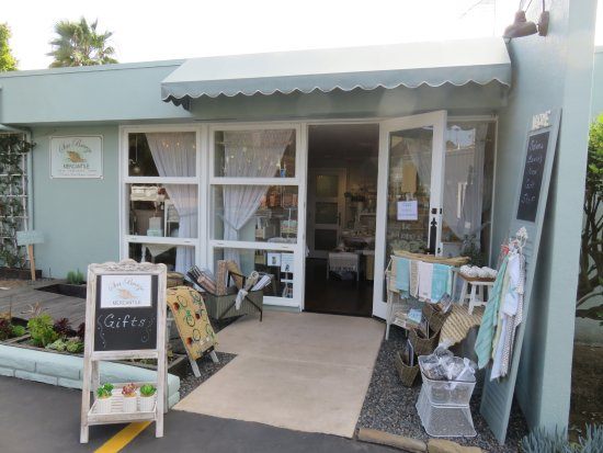 Solana Beach, Kalifornien: A little beach gift shop with a full array of items for your home or for a friend.