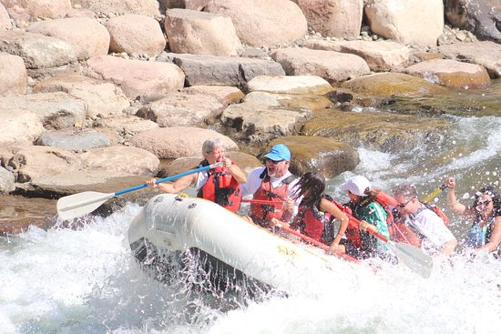 Mild to Wild Rafting and Jeep Trail Tours : Super Fun!