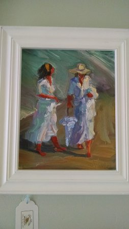 Solana Beach, Kalifornia: Lovely oil paintings from an amazing local artist!