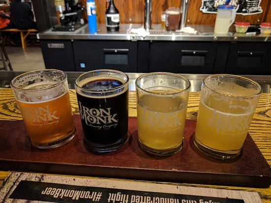 Iron Monk Brewery