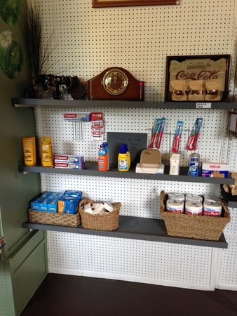 Prince George, Canadá: Store products