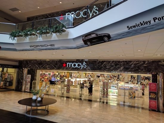 4f187ea7f9758f Ross Park Mall  Anchor Store  Macy s (also Sears
