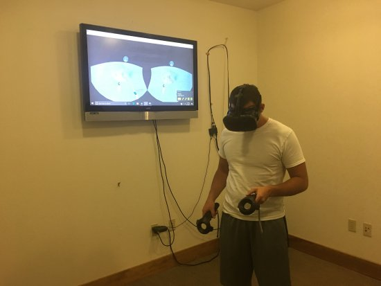 Sunriver Fitness and Aquatics: Come try our new Virtual Reality experience with both The PS4 and Oculus!! Follow us for first h