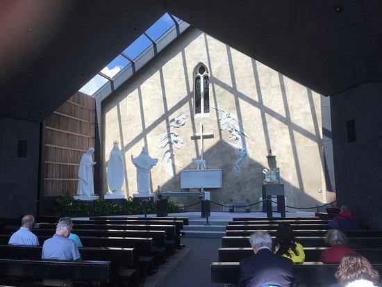 Knock, İrlanda: Inside the Chapel