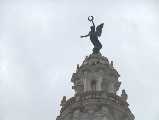 Gran Teatro de La Habana: exterior