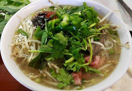 Flowood, MS: Saigon Vietnamese Restaurant