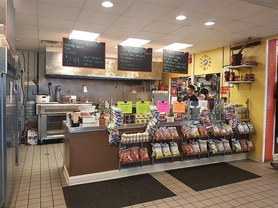 Berea, OH : Service Counter