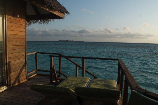 Maafushivaru: Water Villa View