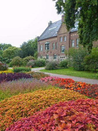 Lund, Sweden: Colourful array