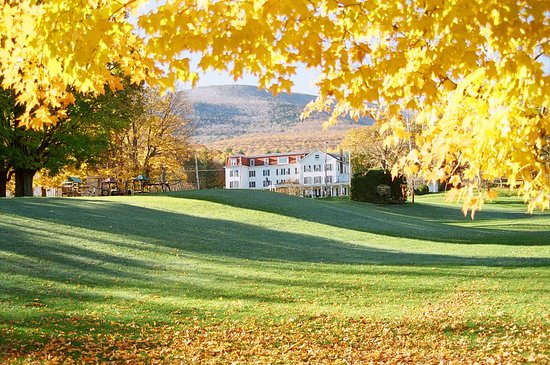 Fall at Winter Clove Inn
