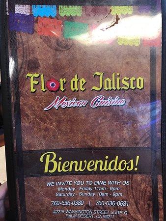 Flor De Jalisco