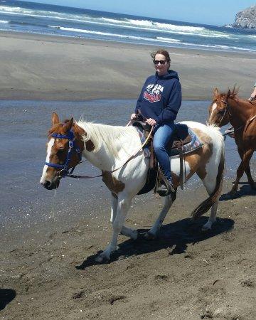 Green Acres Beach & Trail Rides: 20170714_125514-1_large.jpg