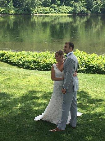 Shawnee on Delaware, Pensylwania: Beautiful wedding at Shawnee