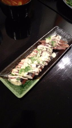 Balmain, Australia: Grilled Squid