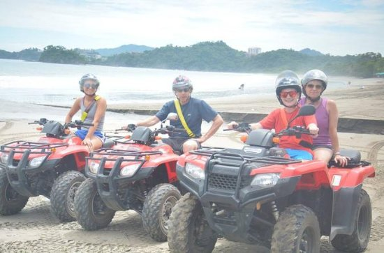 ATV Mountain Tour From Riu Guanacaste...