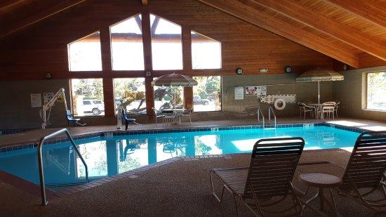 Columbia Falls, MT: Nice clean pool