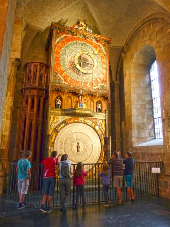 Lund, Sweden: Astronomical Clock