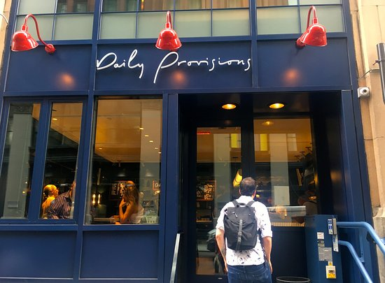 Photo of American Restaurant Daily Provisions at 103 East 19th Street, New York City, NY 10003, United States
