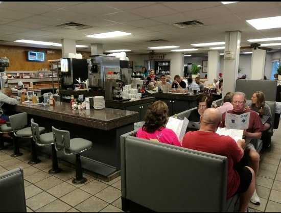 Marble Falls, TX: Blue Bonnet Cafe