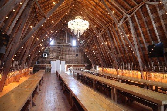 สปิริตเลค, ไอโอวา: The Hay Loft for events