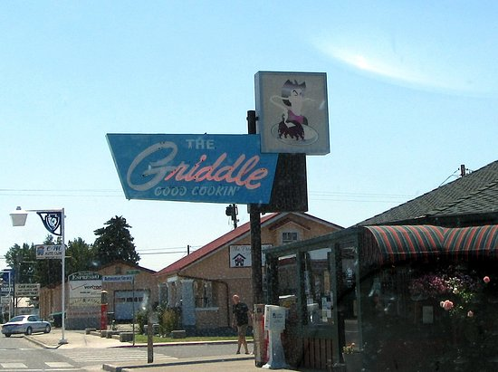 The Griddle, Winnemucca, Nevada