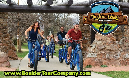 Electric Cruiser Bike Tours