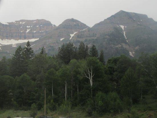 Wasatch Mountains, Sundance Area, Utah