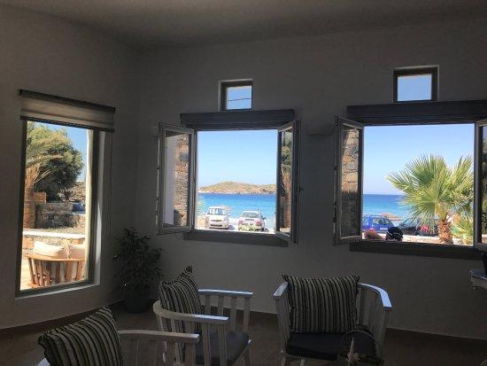 Poseidonia, Griekenland: Wonderful view