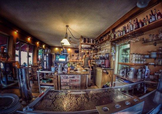 Manderscheid, Niemcy: De Port  Wein Cafe