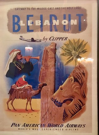Joolz: Chef's authentic Lebanese history :) Classic historical poster