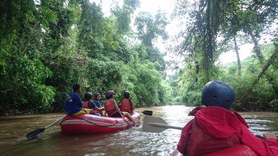 Luang Namtha, Laos: On the Namha