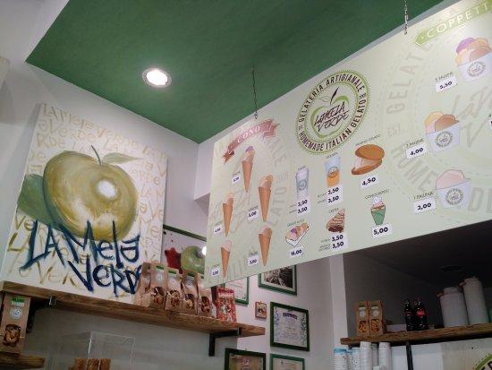 La Mela Verde: My favourite gelati in Venice